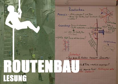 Picture of Lesung Routenbau